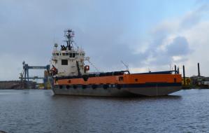 Sylur zastąpił Granita we flocie Petrobaltiku