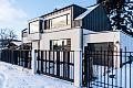 Gdynia: Nowe domy na osiedlu przy al. Zwycięstwa