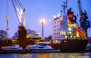 Port Gdańsk. Więcej kontenerów i węgla, mniej zbóż i paliw