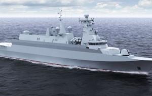 Marynarka Wojenna: średni wiek okrętu to 33 lata