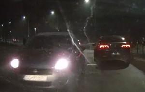 Zatrzymał pijanego kierowcę w Gdańsku
