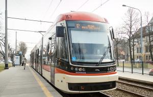 Gdańsk kupi 15 nowych tramwajów