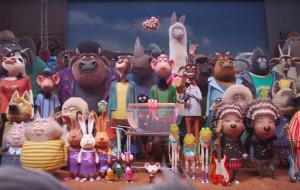 Filmowy karnawał dla dzieci. Na czym pobawić sie w kinie?