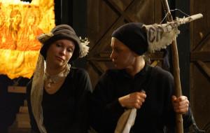 Teatr Wierszalin w marcu w Teatrze Szekspirowskim