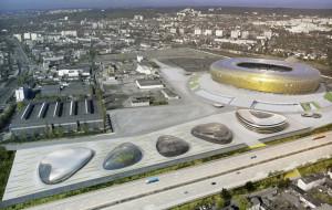 Pierwszy krok do budowy centrum rozrywki przy stadionie