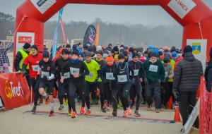 Ponad 300 biegaczy na sopockiej plaży