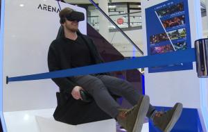 W Galerii Bałtyckiej otwarto pierwszy punkt wirtualnej rzeczywistości
