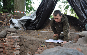 Młody archeolog z UG z nagrodą Uphagena