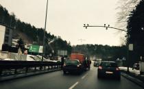 Ul. Słowackiego: rekord wypadków i kolizji
