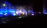 Śmiertelna ofiara pożaru w Gdyni