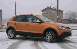 VW Polo Cross: radość i oryginalność
