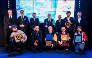 Najważniejsze trofea w żeglarstwie morskim wręczone