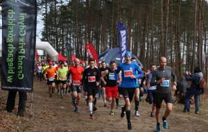 Bieg górski w Gdyni. Ponad pół tysiąca uczestników