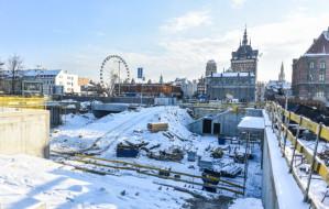 1143 ludzkie szczątki na terenie budowy Forum Gdańsk