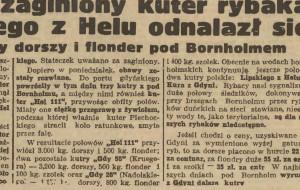 Śledzie bałtyckie i zbrodnie trójmiejskie