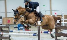 Ponad 200 koni i jeźdźców w skokach przez przeszkody
