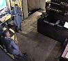 Ukradł pieniądze z kurtki, nagrała go kamera