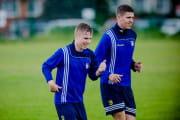 Grzegorz Tomasiewicz przypomina się w kadrze U-20