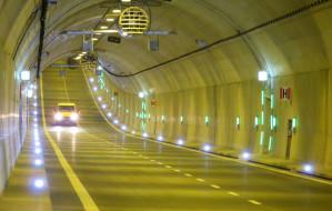 W weekend gruntowne sprzątanie tunelu pod Martwą Wisłą