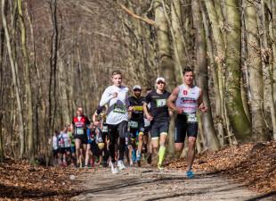 Ponad 300 biegaczy na finiszu City Trail