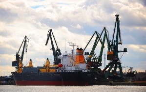 PG Eksploatacja. Marin Hili nie rezygnuje, a minister wizytuje port