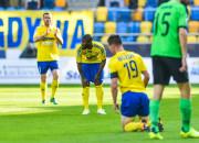 Górnik Łęczna wygrał w Gdyni 4:2