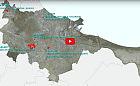 Gdańsk. Projekty planów dla pięciu dzielnic