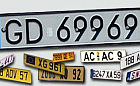Nowe tablice rejestracyjne