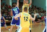 Koszykarze Prokomu Trefl Sopot w Rostowie