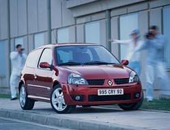 Clio II po faceliftingu