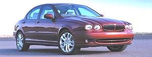 Najtańszy 'kot': Jaguar X-Type