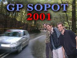 Relacja: GRAND PRIX SOPOT 2001