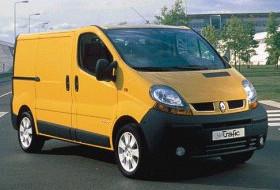 Nowy Trafic - kompaktowy furgon