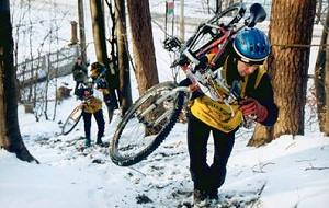 Winter Challenge 2002; czyli ekstremalnie po Kaszubach -