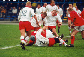 """Paweł Lipkowski - """"rugby to całe moje życie"""""""