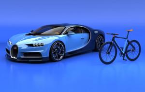 PG x Bugatti - rower z motoryzacyjnym rodowodem