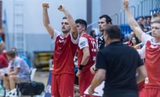 Awans do play-off po sensacji w Puławach