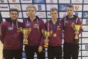 Tytuł młodzieżowych mistrzów Polski w deblu