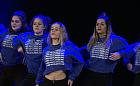 Pokaz taneczny w Akademii Muzycznej