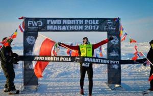 Gdynianin wygrał najzimniejszy maraton świata