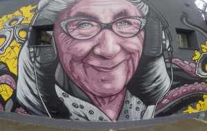 Nowe murale w sercu Wrzeszcza