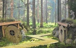 Dwa nowe szlaki w Marszewie. Przebudowa ogrodu botanicznego coraz bliżej