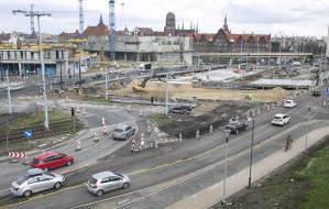 Ostatni etap prac drogowych w centrum Gdańska