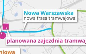 Nowa Warszawska na razie nie dla samochodów