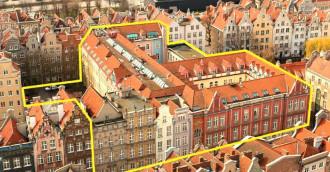 Szukają nabywcy na kamienice w centrum Gdańska. Obniżyli cenę  o 22 mln zł