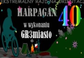 Harpagan 40, w przepięknych jesiennych barwach