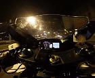 Nocny pościg za pijanym motocyklistą
