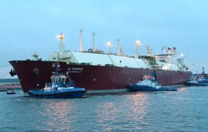 Milion euro na projekt terminalu LNG w Gdańsku
