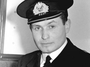 Dowódcy polskich okrętów: Jan Grudziński