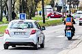 Egzamin na prawo jazdy coraz częściej zdawany za pierwszym razem